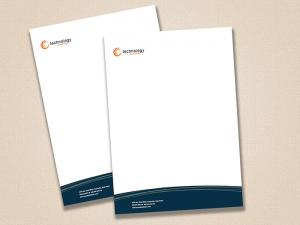 Letterhead Woodfree 100GSM