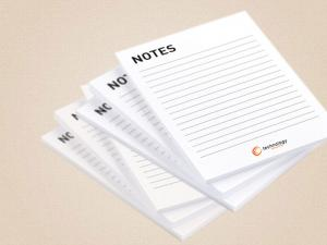 (3 x 4 in) A7 Notepads